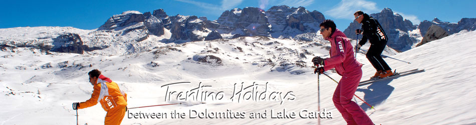 Trentino Holidays between the Dolomites and Lake Garda
