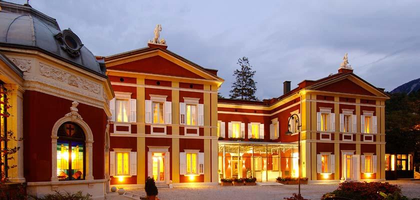 Hotel villa madruzzo trento for Arredo hotel trento